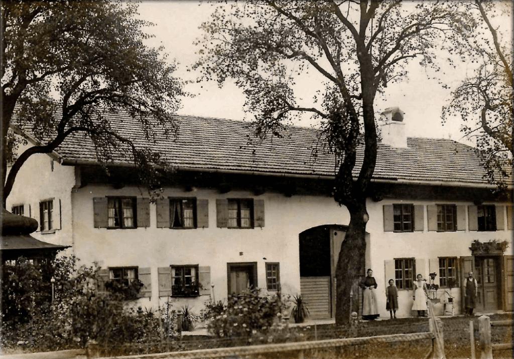 Baur Schuhmanufaktur - Historisches Gebäude